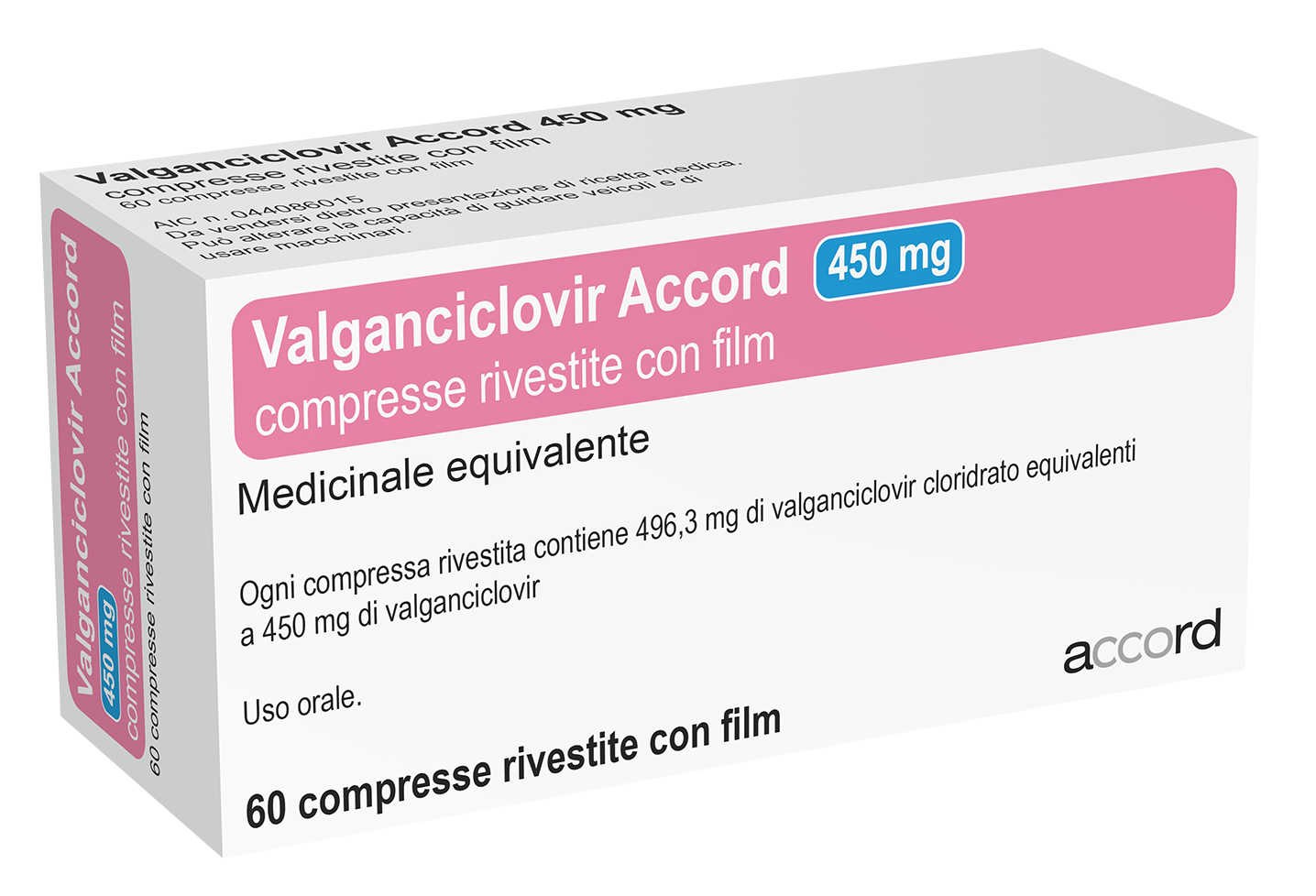 VALGANCICLOVIR ACCORD